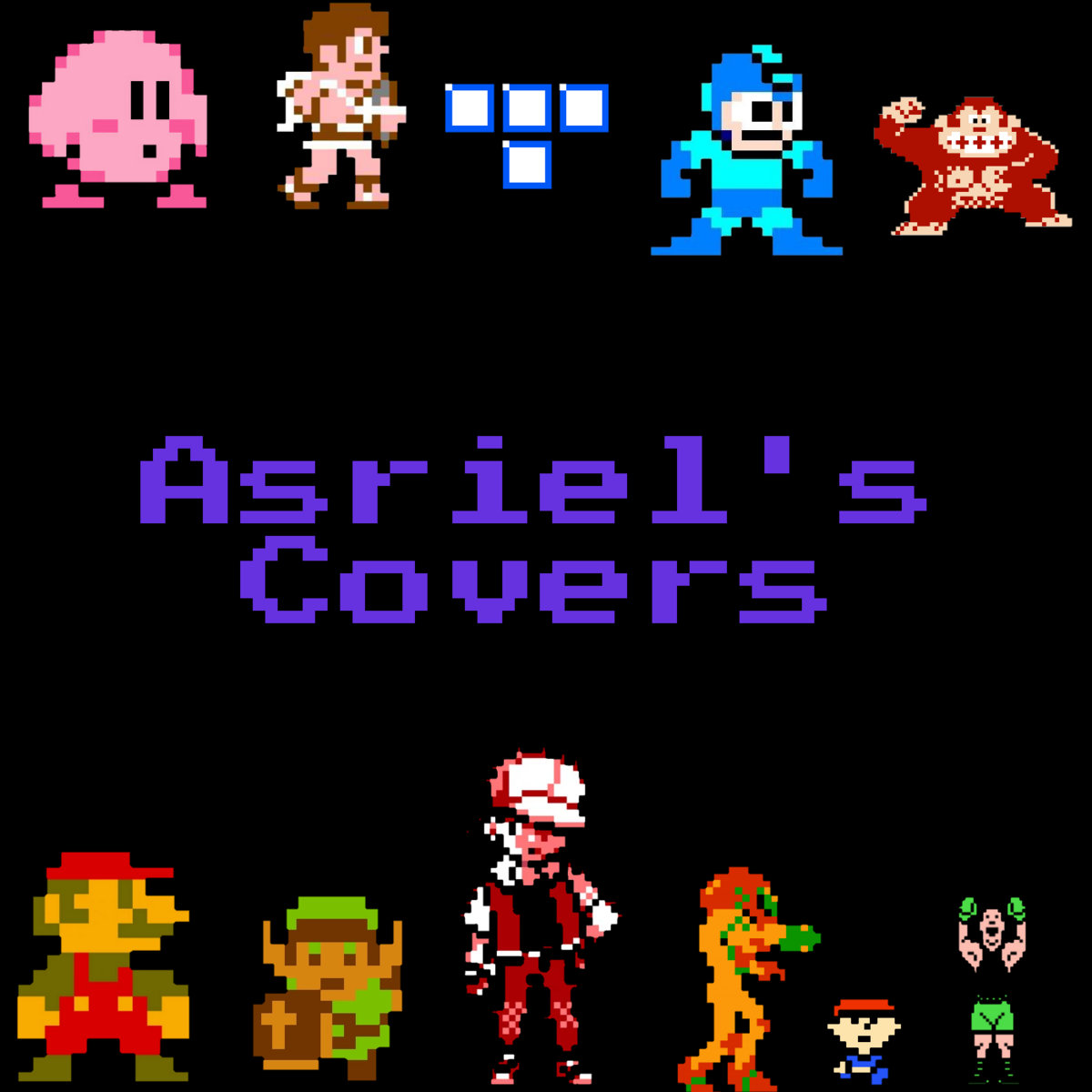 Asriels Covers Volume 1 Complete The Beepsquad