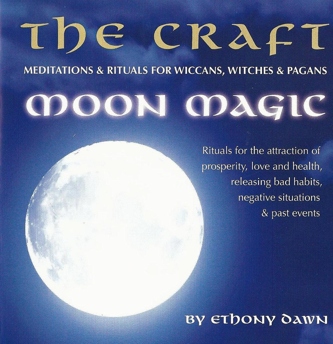 Moon Magic - Attraction Ritual and Meditation | Ethony