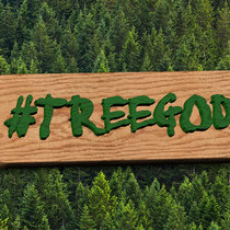 #TREEGOD cover art