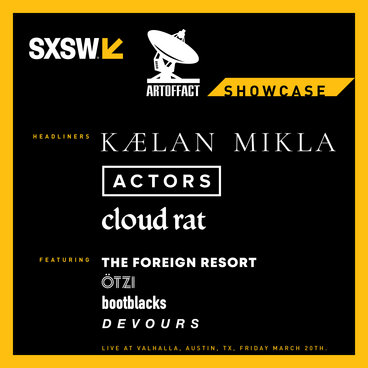 SXSW 2020 Artoffact Showcase main photo