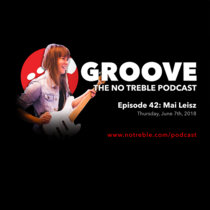 Groove – Episode #42: Mai Leisz cover art