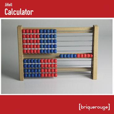 [BR143] : JiHell - Calculator main photo