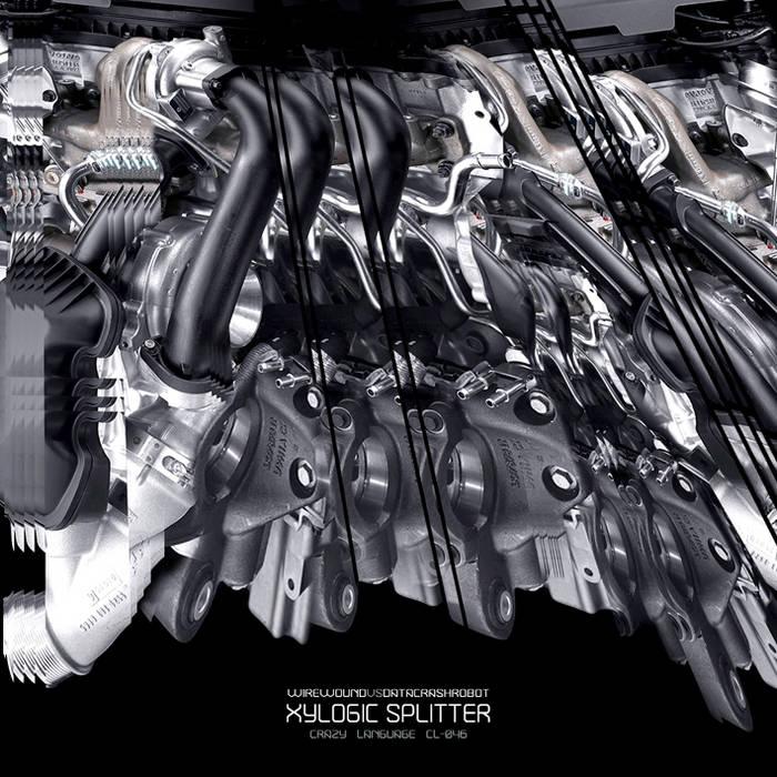 cl-046 | Xylogic Splitter cover art