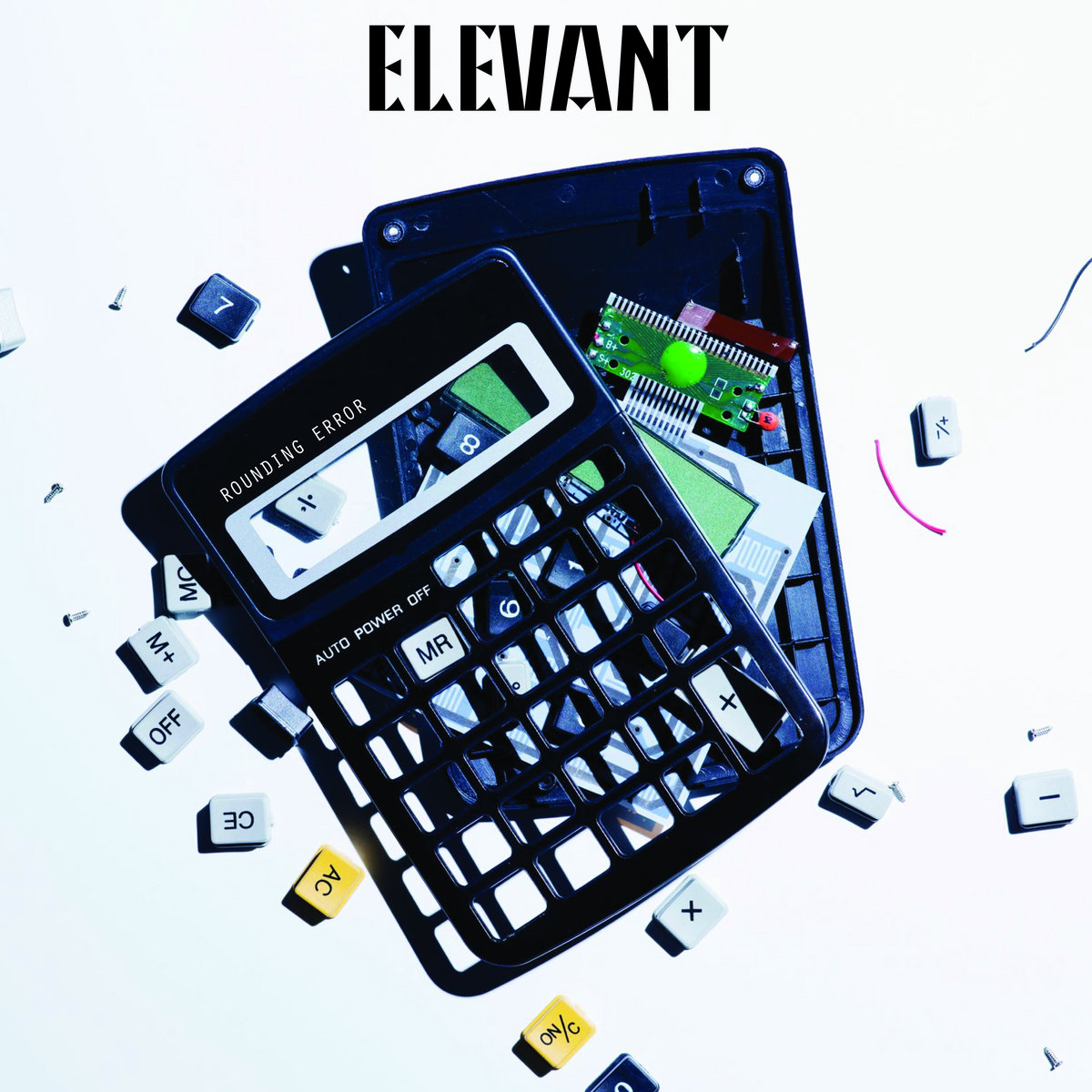 Rounding Error (Single) by Elevant