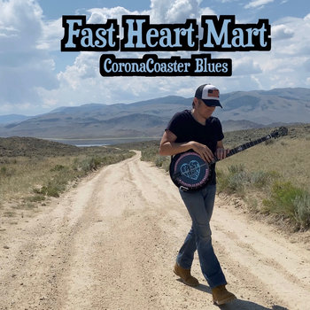 CoronaCoaster Blues by Fast Heart Mart