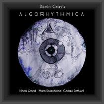 Devin Gray's Algorhythmica cover art